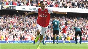 Ngoại hạng Anh: Phục sinh Arsenal bằng Ceballos