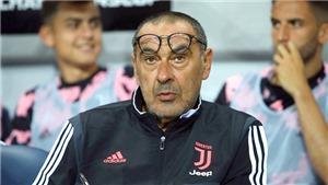 Vì hút thuốc, bệnh tình của Maurizio Sarri ngày càng nặng