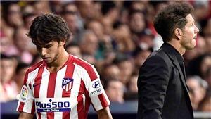 Atletico Madrid đấu với Juventus (02h00 hôm nay, K+): Joao Felix vẫn cần phải học hỏi Ronaldo