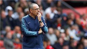 Chelsea đấu với Arsenal, chung kết C2: HLV Sarri vô địch Europa League, rồi đến Juventus
