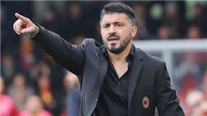 Milan lại văng khỏi Top 4: Trả giá vì Gattuso