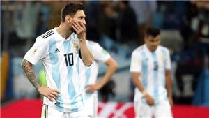 Argentina vs Colombia: Chương cuối của một cuộc tình. Trực tiếp bóng đá Copa America