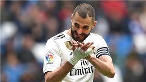 Real Madrid: Với Zidane, Benzema như cá gặp nước