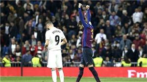 Real Madrid: Vùng vẫy ở đáy vực thẳm