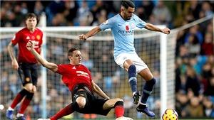 Mahrez hòa nhập thành công với Man City