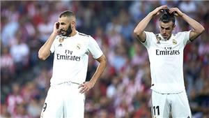 Khi Real Madrid nhớ Ronaldo, thèm Neymar