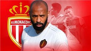 Thierry Henry dẫn dắt AS Monaco: Ngày về của 'Titi'