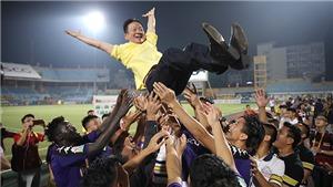 Chủ tịch CLB Hà Nội Nguyễn Quốc Hội: 'Thành công đến từ đào tạo trẻ'