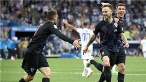 Croatia vs Anh: Ivan Rakitic 'cân' cả đội tuyển Croatia