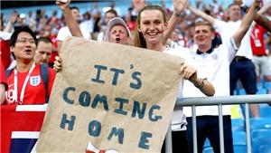 (VTV3 trực tiếp) Croatia vs Anh: Khi người Anh muốn đưa bóng đá về nhà