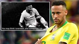 Neymar đã sai khi nói lời xin lỗi