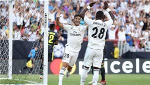 Ronaldo rời Real, Marco Asensio sẽ tiếp tục bùng nổ