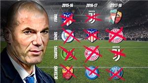 Real Madrid vào Chung kết Champions League: Nói Zinedine Zidane chỉ ăn may là 'tội ác'