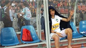 V-League và nỗi ám ảnh chấn thương