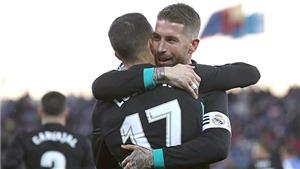 Real Madrid và sự tái sinh của chiến thắng
