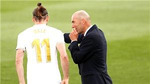 Real Madrid: Zidane bất lực với Bale