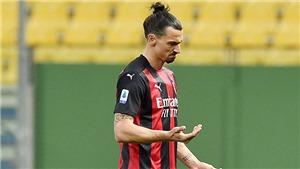 Ibra có thể phá hỏng mùa giải của Milan