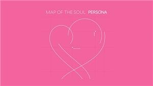 BTS làm nên lịch sử BXH với album 'Map Of The Soul: Persona'