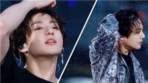 Jungkook BTS ngày càng cho thấy sức lôi cuốn, gợi cảm 'chết người'