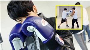 Jungkook BTS khoe ảnh tập boxing trong khi các 'hyung' say mê sáng tác nghệ thuật