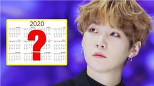 Tài dự đoán năm 2020 của Suga BTS lại khiến ARMY 'sởn da gà'