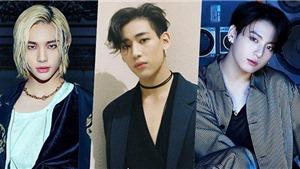 7 nam thần K-pop 'đốn tim' fan với mái tóc búi cao: Jungkook BTS, Yeonjun TXT…