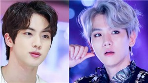 Jin BTS,Baekhyun EXOnằm trong số 4 nam thần K-pop sẽ rất kén vì….