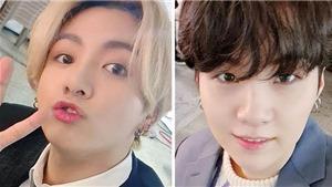 BTS 'đốn tim' fan với 40+ bức ảnh 'tự sướng' trong những thời khắc quan trọng