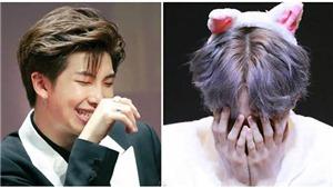 RM có thói quen 'man rợ' khiến các chàng trai BTS xấu hổ