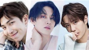 Khi các nam thần K-pop tự tin thể hiện vẻ đẹp nữ tính
