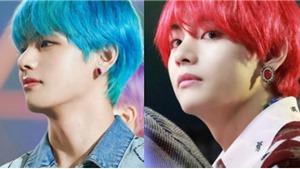 Ngắm V (BTS) gợi cảm, ấn tượng trong muôn vàn kiểu dáng, màu tóc