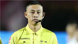 Trọng tài Ngô Duy Lân bắt trận Siêu Cup quốc gia Hà Nội đấu Viettel