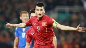 Công Vinh được AFC chọn là huyền thoại bóng đá Đông Nam Á
