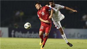 U23 Châu Á: U23 Việt Nam quyết đấu Triều Tiên. Tiến Dũng nói lý do hòa Jordan