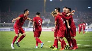 BXH FIFA tháng 6: ĐT Việt Nam tiếp tục giữ vững ngôi số 1 ĐNÁ