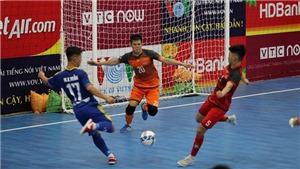 Xác định 4 đội lọt vào chung kết giải futsal VĐQG 2020