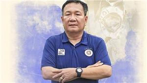 HLV Hoàng Văn Phúc nói gì khi ngồi lên 'ghế nóng' CLB Hà Nội?