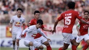 Video bàn thắng HAGL 3-0 TPHCM: Công Phượng thăng hoa