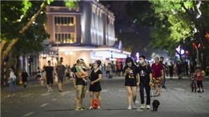 Hà Nội quyết định khôi phục hoạt động các không gian đi bộ từ ngày 18/9