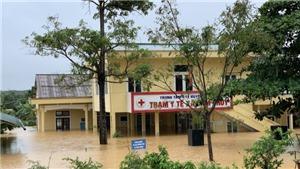 Quảng Trị có nơi lượng mưa vượt 1.000mm, gần 13.800 hộ bị ảnh hưởng do ngập lụt