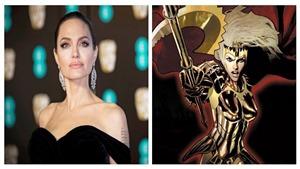 Marvel tiết lộ trang phục siêu anh hùng trong bom tấn 'The Eternals'