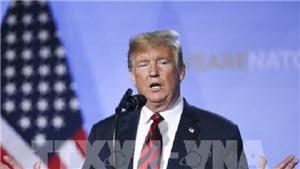 Tổng thống Trump cảnh báo nền kinh tế Mỹ sẽ sụp đổ nếu ông bị luận tội