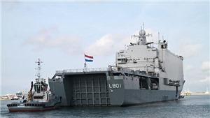 NATO bắt đầu cuộc tập trận lớn nhất kể từ sau Chiến tranh Lạnh