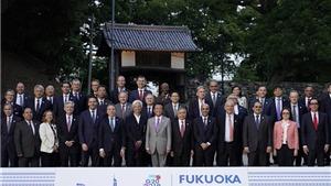 """Hội nghị cấp bộ trưởng G20: Các nước thúc đẩy đánh thuế các """"đại gia"""" Internet"""