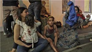 Vụ nổ ở Beirut: Nội các Liban nhất trí quản thúc tại nhà đối với những quan chức cảng Beirut