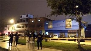 Peru: 13 người thiệt mạng khi tháo chạy khỏi một hộp đêm vi phạm quy định phòng dịch bệnh COVID-19