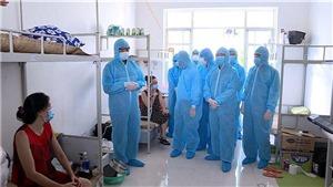 Tiếp tục gia hạn cách ly y tế 14 ngày với khu vực 'ổ dịch' 36 Ngô Quyền, Hải Dương