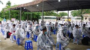 Không ghi nhận ca mắc mới, Việt Nam có 1.031 ca mắc COVID-19 được điều trị khỏi