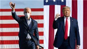 Bầu cử Mỹ 2020: Tổng thống Trump tăng tốc trong chiến dịch vận động cuối cùng tới các bang chiến địa