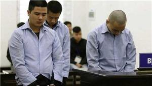 Tuyên án tử hình 3 bị cáo giết tài xế taxi